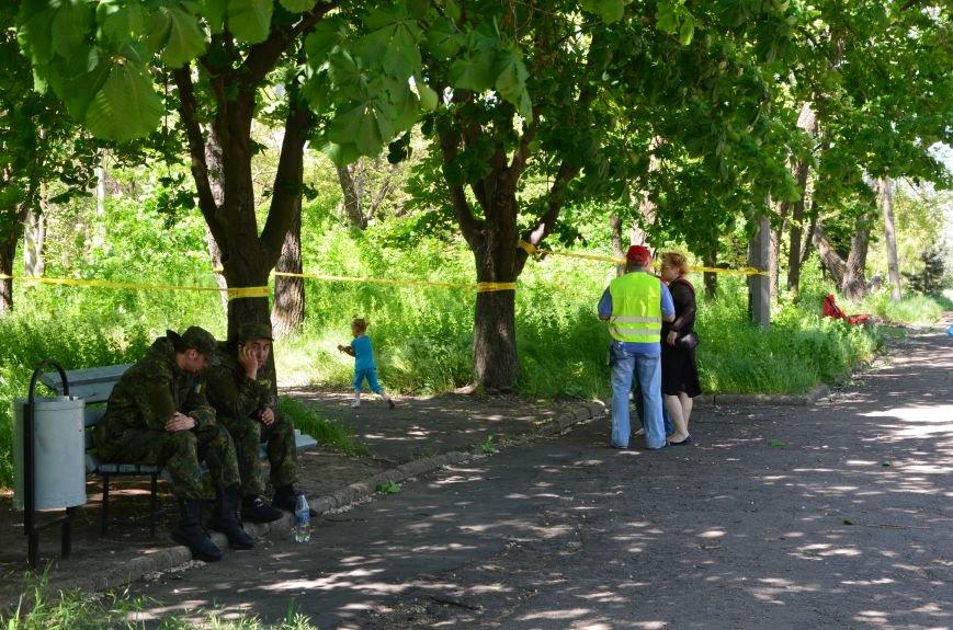 В Мариуполе владельцы собак устроили забег в Приморском парке (ФОТОРЕПОРТАЖ), фото-6