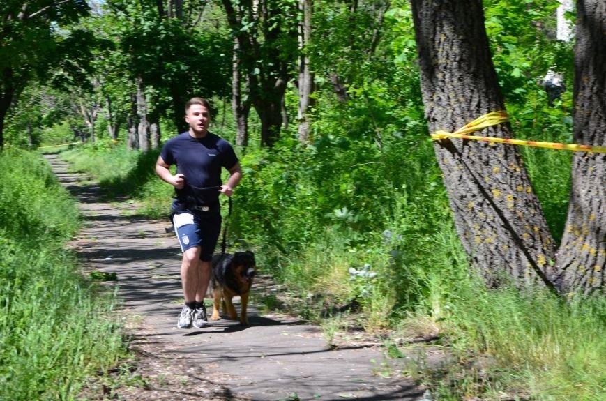 В Мариуполе владельцы собак устроили забег в Приморском парке (ФОТОРЕПОРТАЖ), фото-10
