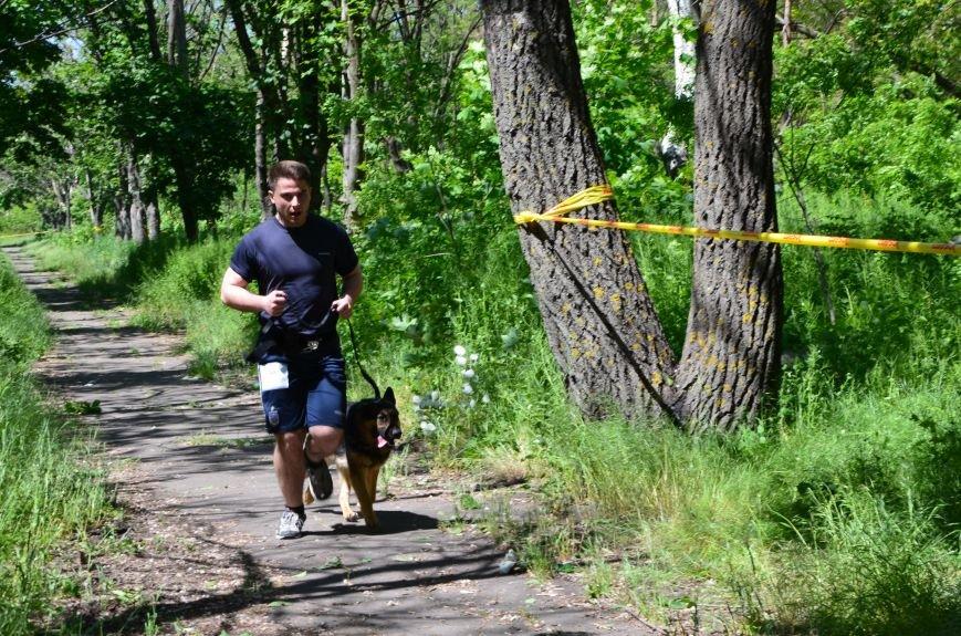 В Мариуполе владельцы собак устроили забег в Приморском парке (ФОТОРЕПОРТАЖ), фото-9
