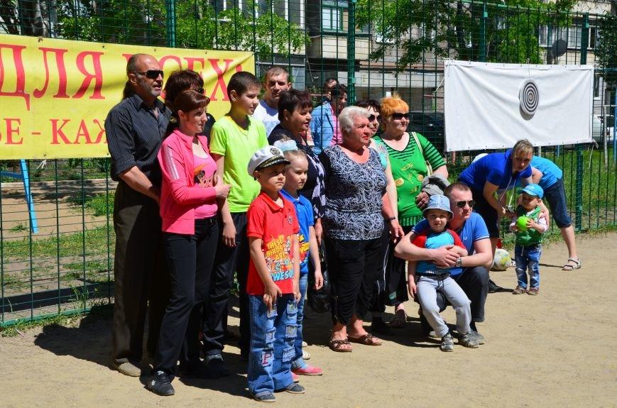 В спортивном мариупольском дворе соревновались взрослые и дети (ФОТО), фото-3