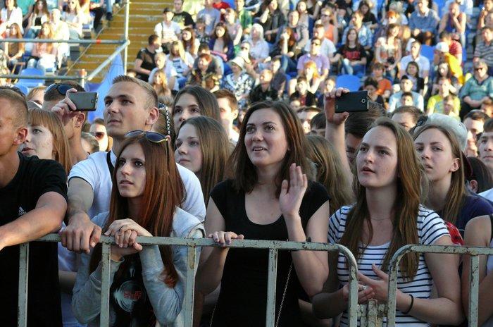 Николаевцы объединились в молитве на рок-концерте (ФОТО) (фото) - фото 10
