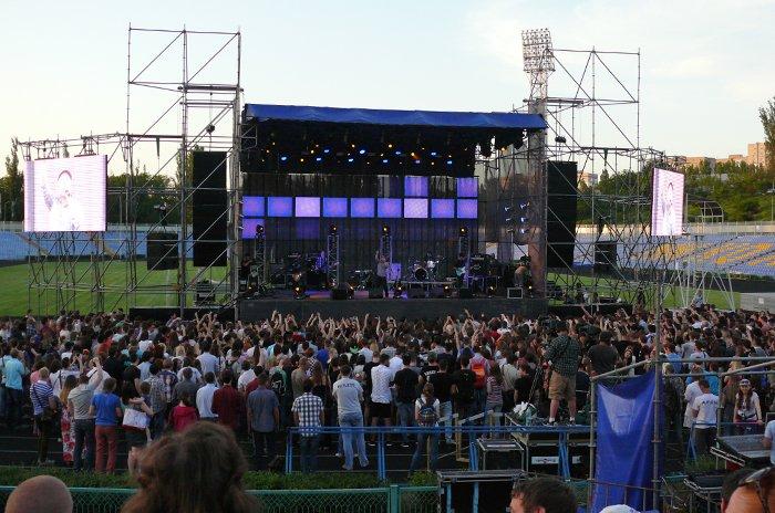 Николаевцы объединились в молитве на рок-концерте (ФОТО) (фото) - фото 15