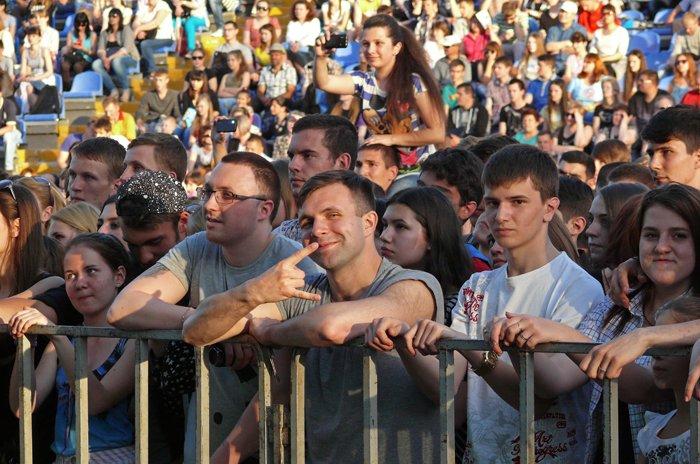 Николаевцы объединились в молитве на рок-концерте (ФОТО) (фото) - фото 8