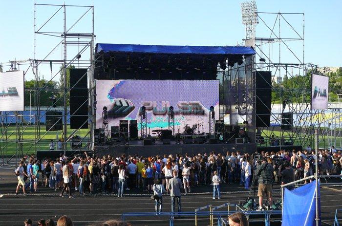Николаевцы объединились в молитве на рок-концерте (ФОТО) (фото) - фото 1