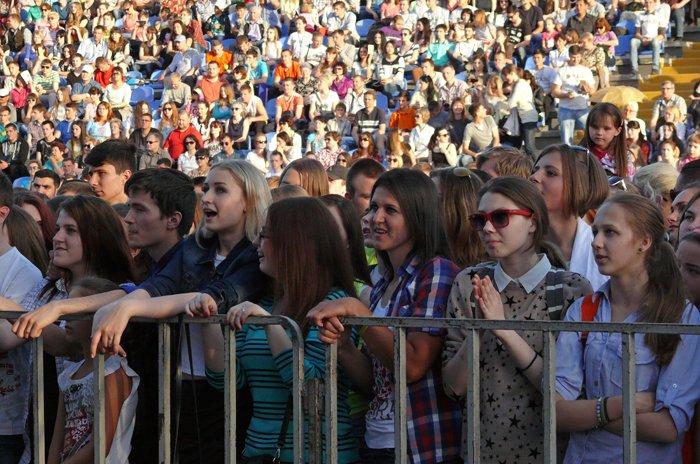 Николаевцы объединились в молитве на рок-концерте (ФОТО) (фото) - фото 9
