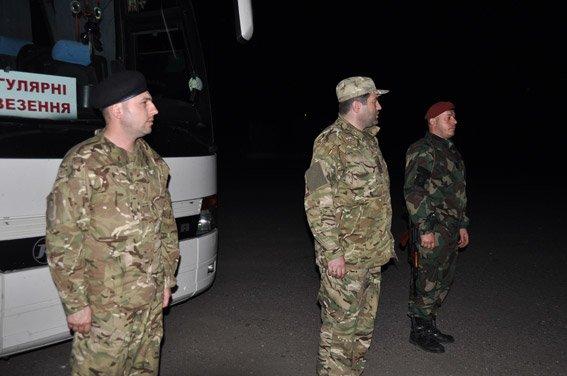 Николаевчкий спецназ отправился в зону АТО (ФОТОРЕПОРТАЖ) (фото) - фото 6
