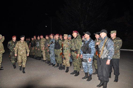Николаевчкий спецназ отправился в зону АТО (ФОТОРЕПОРТАЖ) (фото) - фото 5