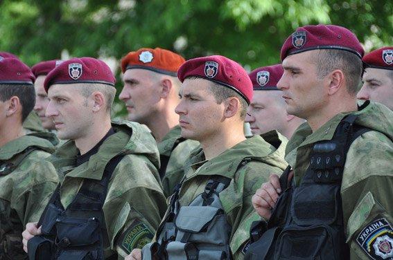 Николаевчкий спецназ отправился в зону АТО (ФОТОРЕПОРТАЖ) (фото) - фото 3