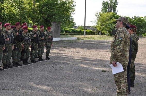 Николаевчкий спецназ отправился в зону АТО (ФОТОРЕПОРТАЖ) (фото) - фото 2