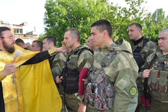 Николаевчкий спецназ отправился в зону АТО (ФОТОРЕПОРТАЖ) (фото) - фото 4