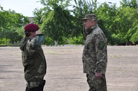 Николаевчкий спецназ отправился в зону АТО (ФОТОРЕПОРТАЖ) (фото) - фото 1