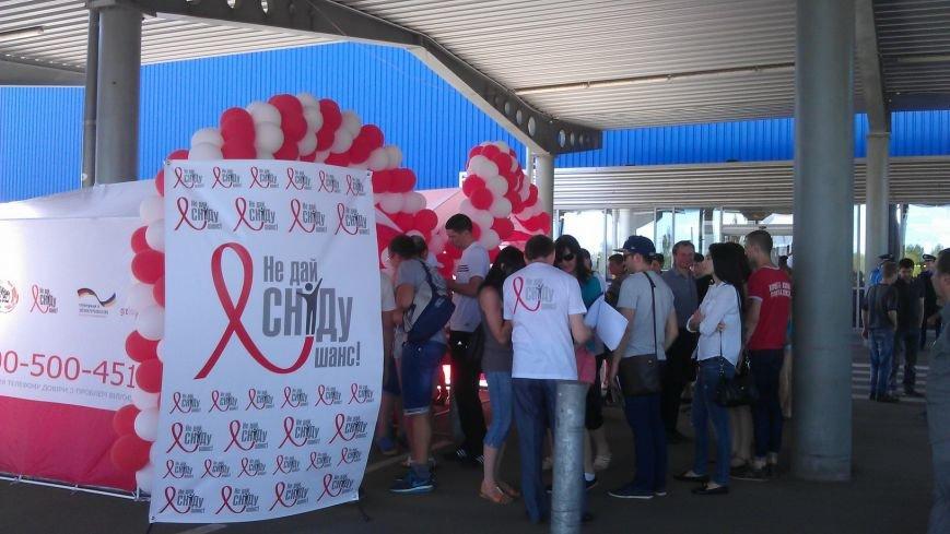Рок-фестивль «Не дай СПИДу шанс!» набирает обороты  (ФОТОРЕПОРТАЖ) (фото) - фото 1