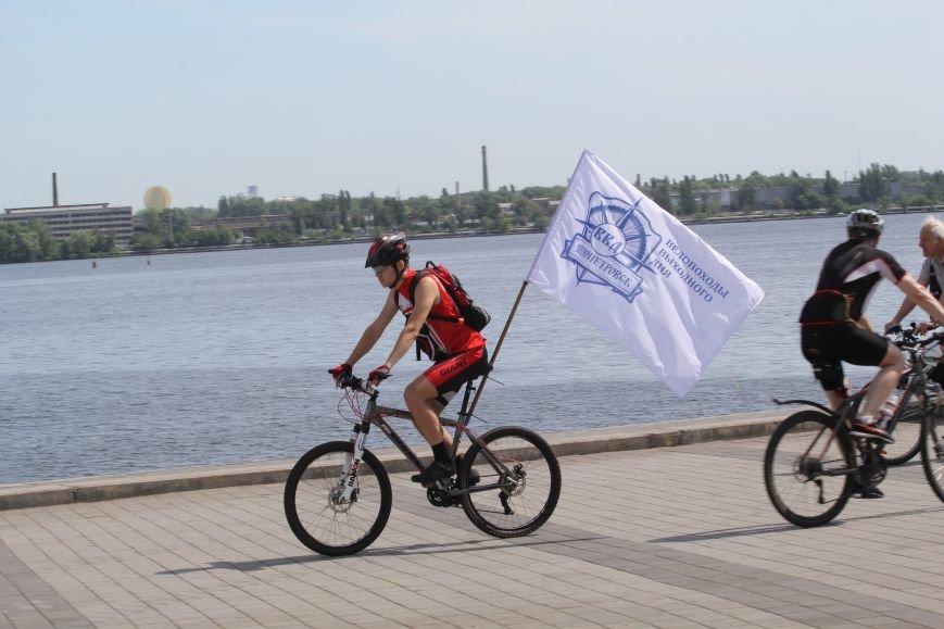 Велодень в Днепропетровске. МНОГО КРАСИВЫХ ФОТО, фото-2