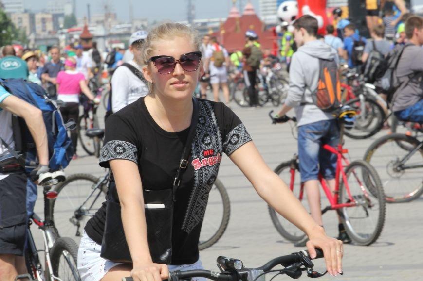 Велодень в Днепропетровске. МНОГО КРАСИВЫХ ФОТО, фото-7