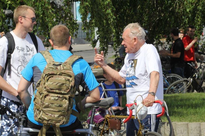 Велодень в Днепропетровске. МНОГО КРАСИВЫХ ФОТО, фото-4