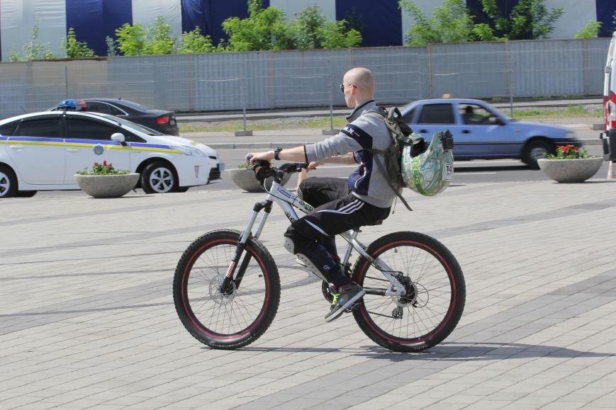 Велодень в Днепропетровске. МНОГО КРАСИВЫХ ФОТО, фото-5