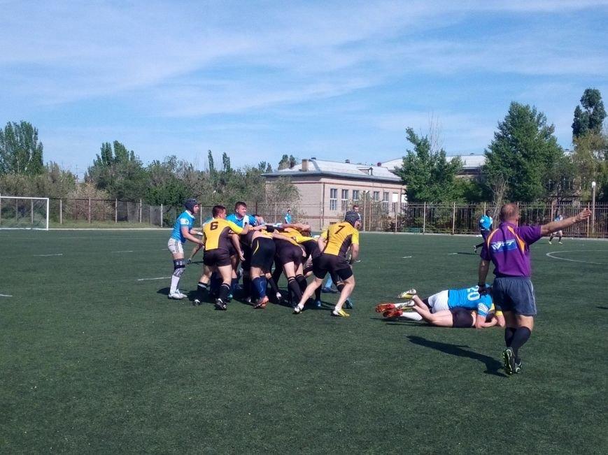 Волгоградские регбисты одержали победу над Ульяновском (фото) - фото 1