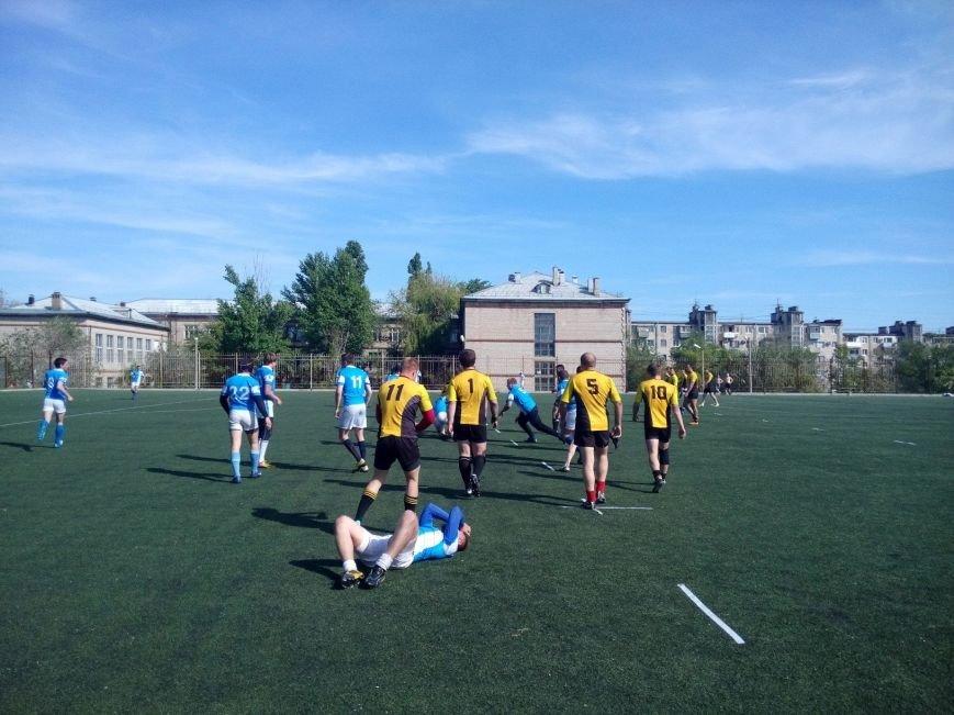 Волгоградские регбисты одержали победу над Ульяновском (фото) - фото 5