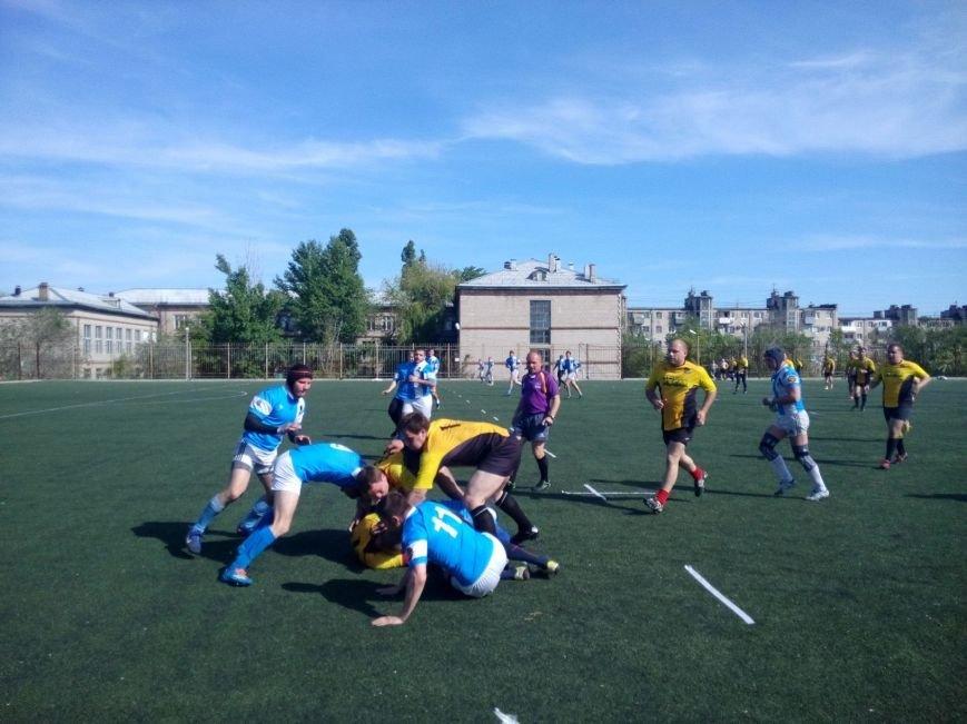 Волгоградские регбисты одержали победу над Ульяновском (фото) - фото 4