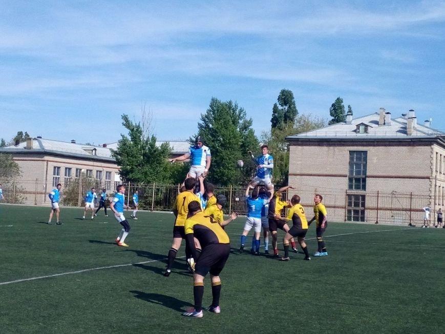 Волгоградские регбисты одержали победу над Ульяновском (фото) - фото 2
