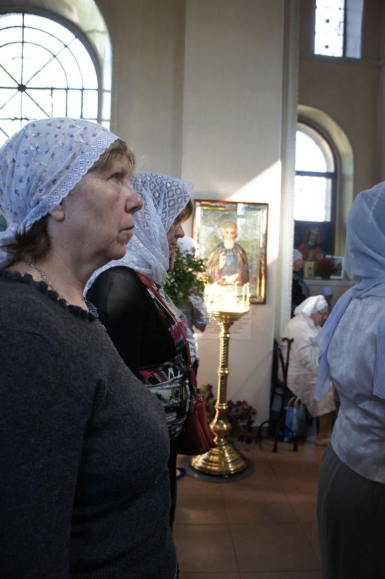 В Великовечном прошел престольный праздник храма (фото) - фото 1