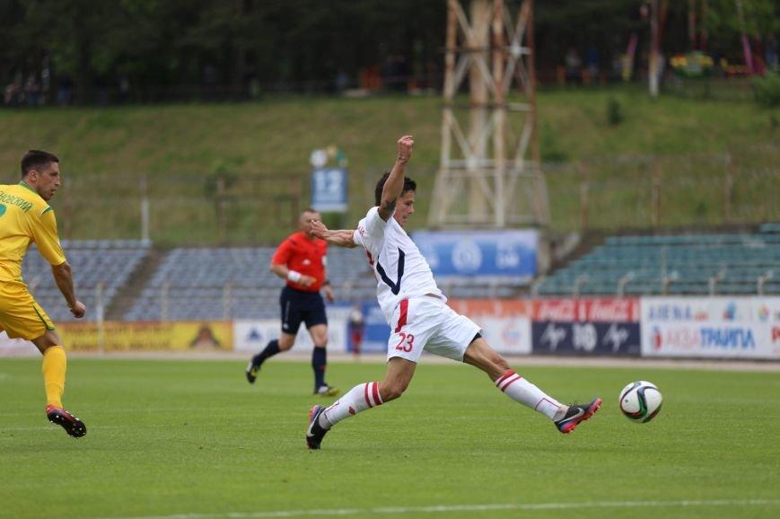 Футбольный клуб «Неман» потерпел пятое поражение подряд, уступив в гостях «Минску» (фото) - фото 1