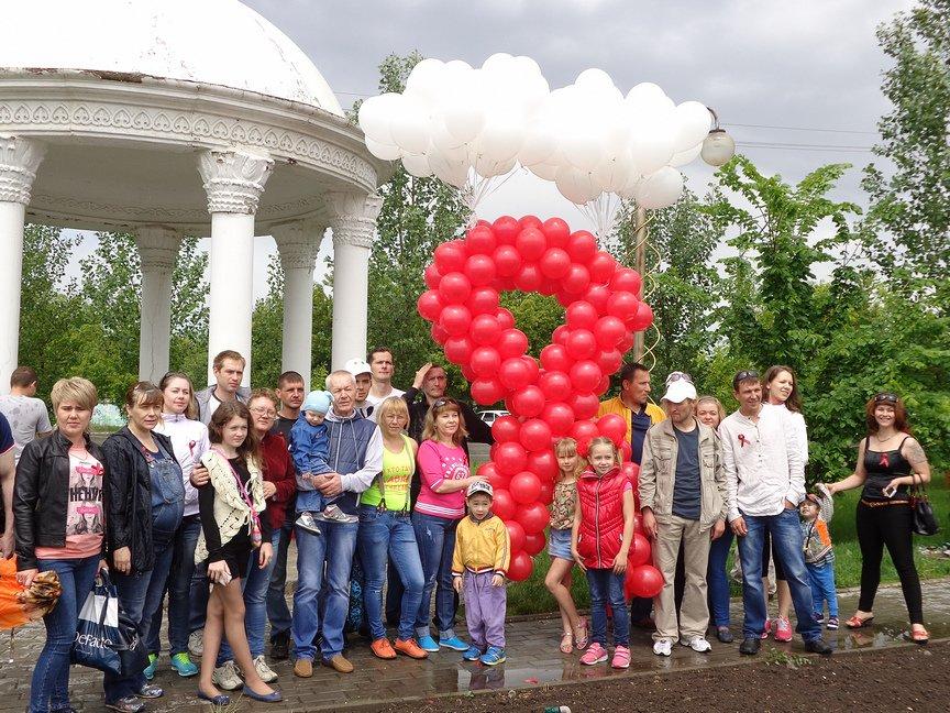 В Усть-Каменогорске небо оплакивало умерших от ВИЧ/СПИД, фото-3