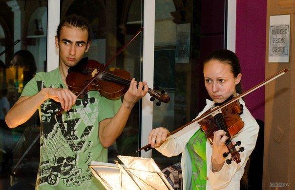 Кременчугские фолкеры открыли в городе ещё одну площадку для живых выступлений (ФОТО) (фото) - фото 1