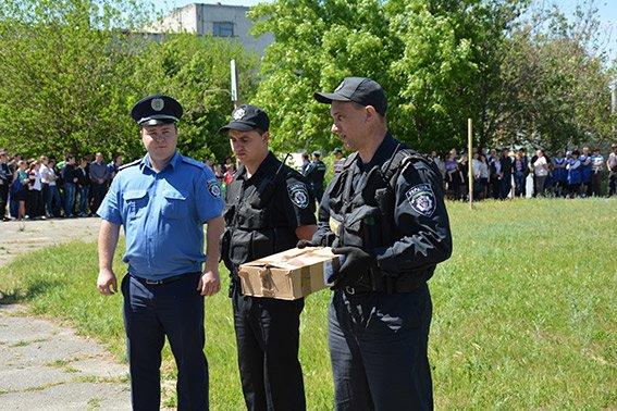 В Николаеве эвакуировали школьников из-за «угрозы» взрыва (фото) - фото 5
