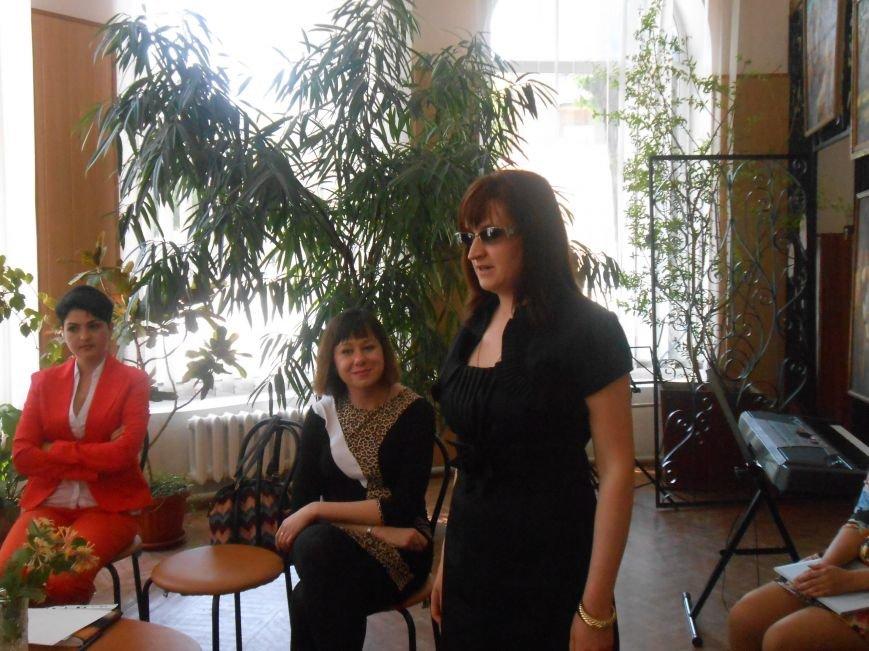В Днепродзержинске подвели итоги литературного конкурса «VivArt» (фото) - фото 6
