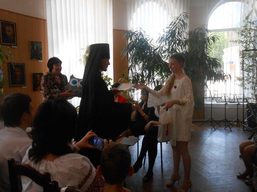 В Днепродзержинске подвели итоги литературного конкурса «VivArt» (фото) - фото 2