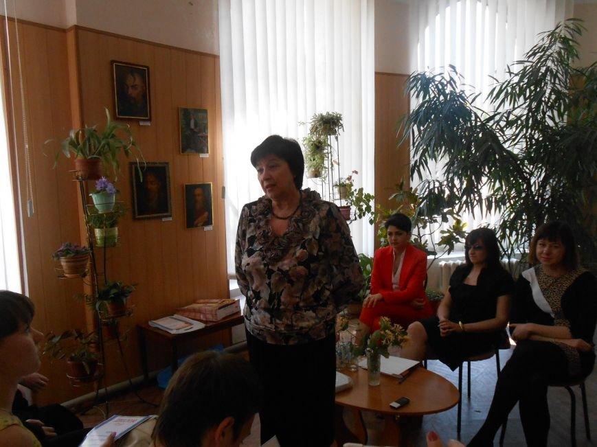 В Днепродзержинске подвели итоги литературного конкурса «VivArt» (фото) - фото 8