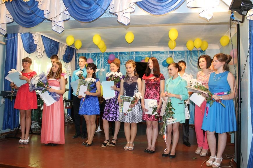 Выпускники Белицкой музыкальной школы получили дипломы (Фото), фото-1