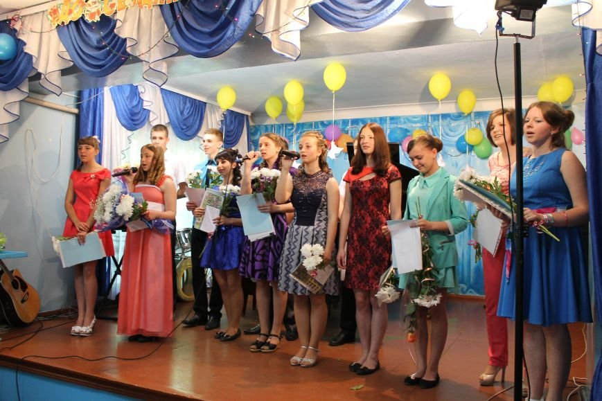 Выпускники Белицкой музыкальной школы получили дипломы (Фото), фото-4