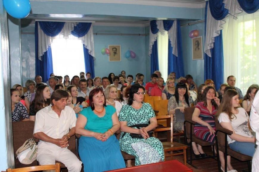 Выпускники Белицкой музыкальной школы получили дипломы (Фото), фото-3