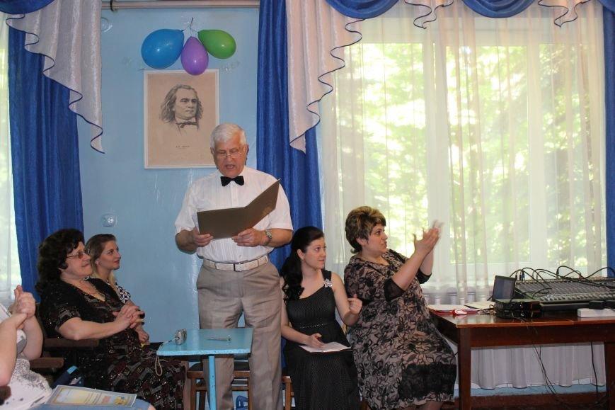 Выпускники Белицкой музыкальной школы получили дипломы (Фото), фото-2
