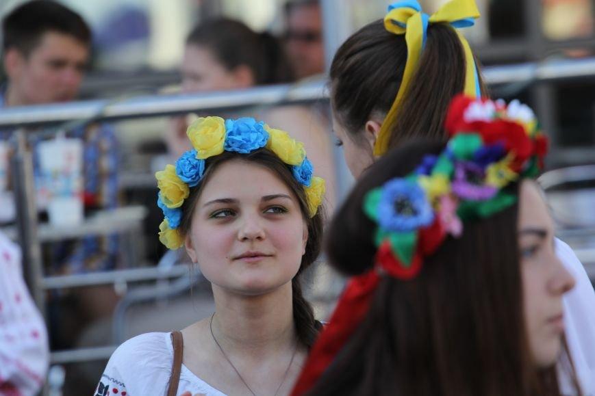 Мегамарш вышиванок в Днепропетровске (ФОТО), фото-9
