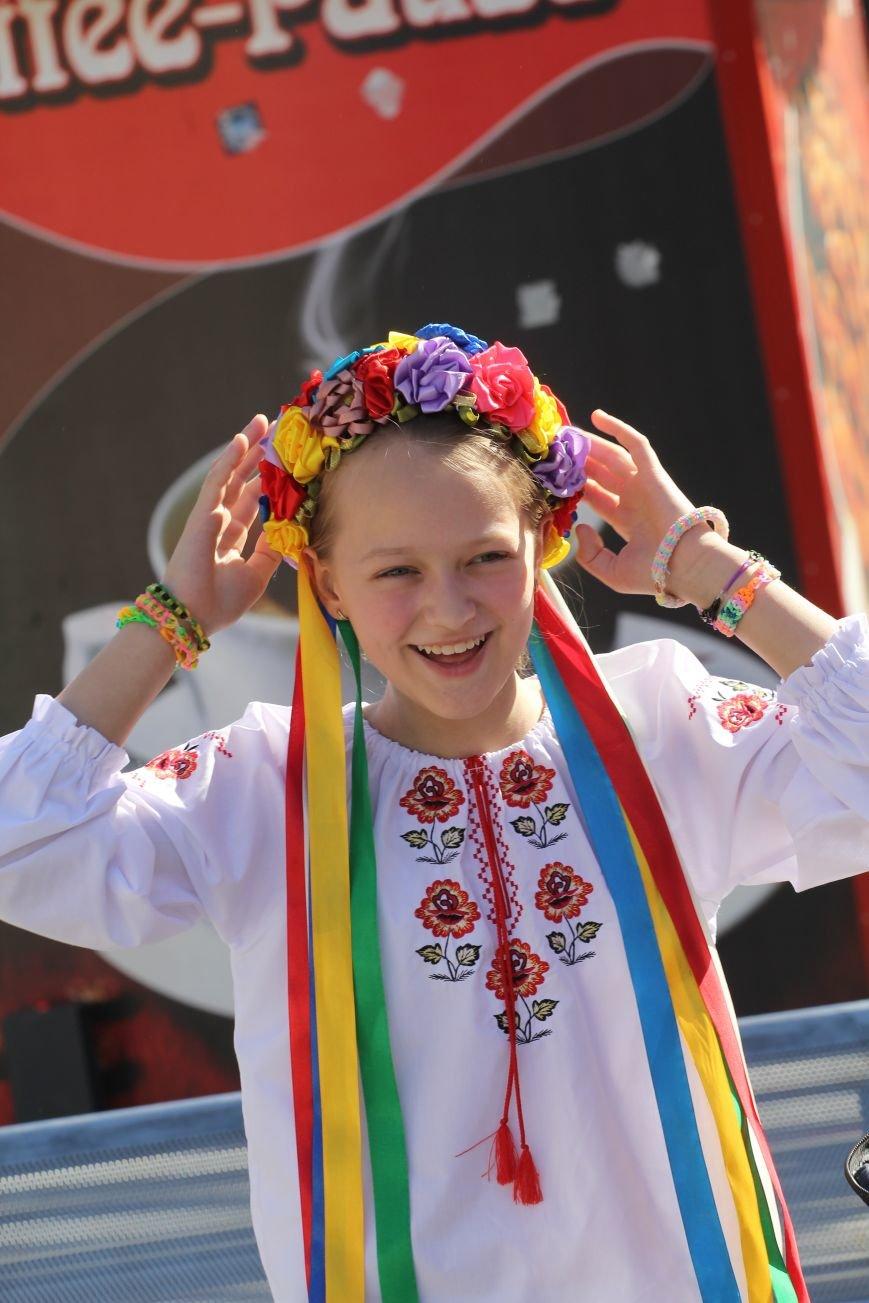 Мегамарш вышиванок в Днепропетровске (ФОТО), фото-8