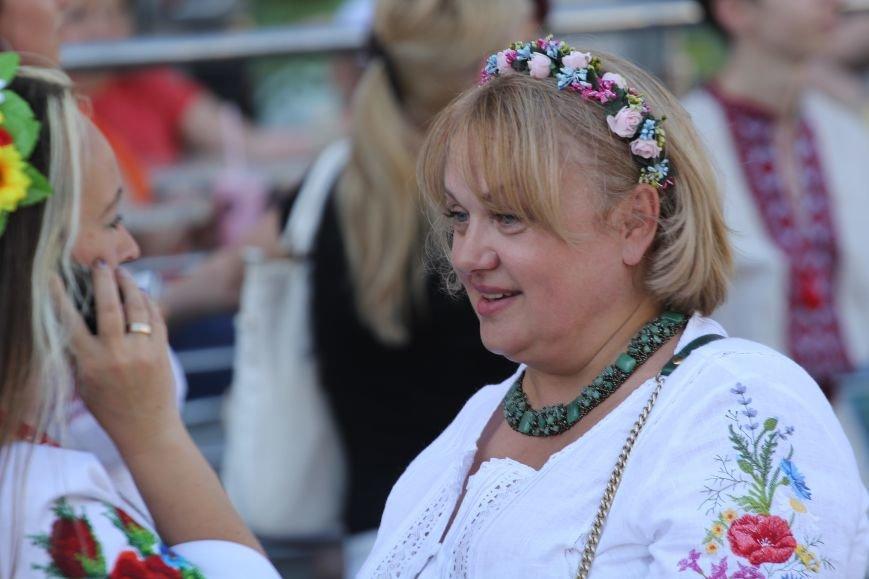Мегамарш вышиванок в Днепропетровске (ФОТО), фото-3
