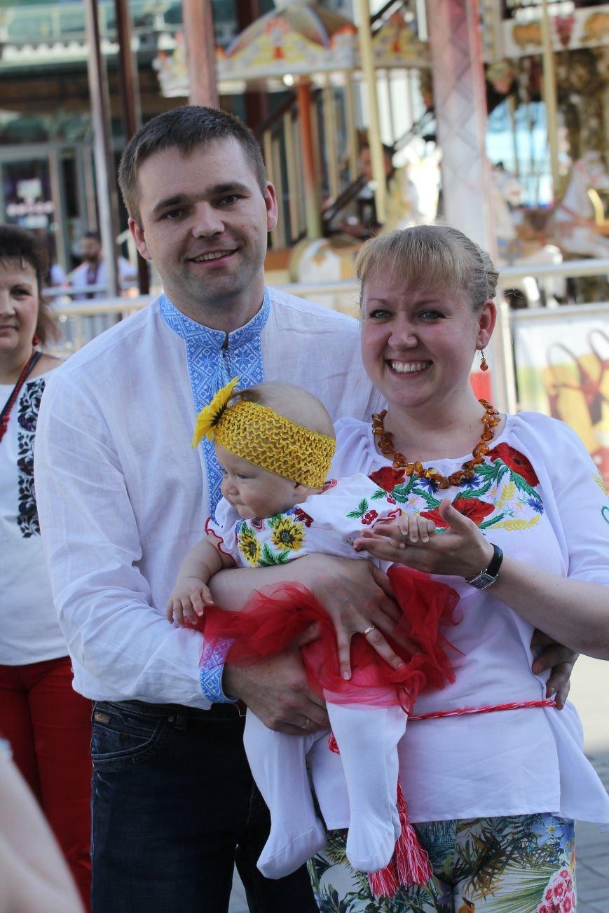 Мегамарш вышиванок в Днепропетровске (ФОТО), фото-5