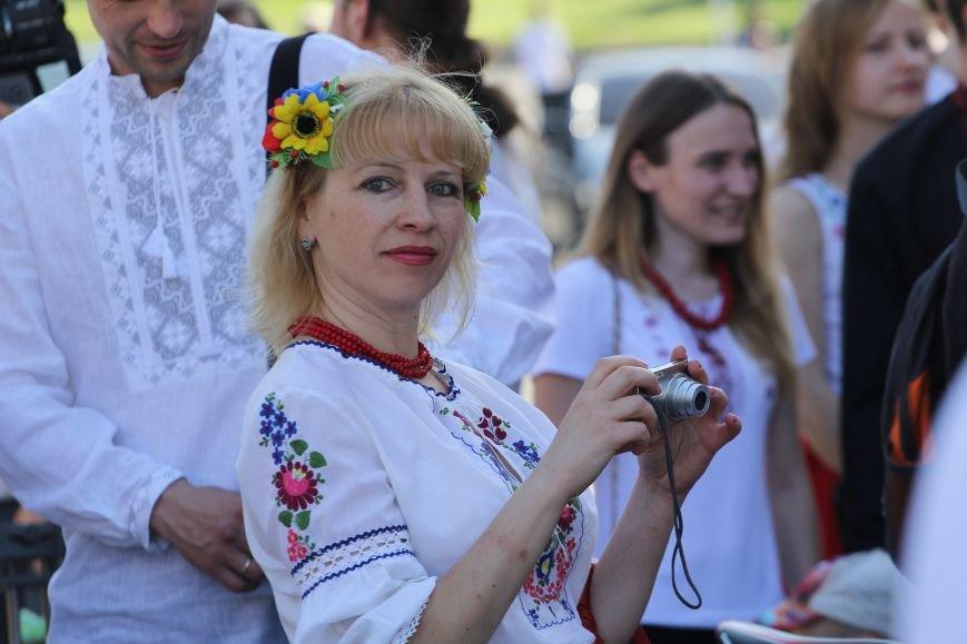 Мегамарш вышиванок в Днепропетровске (ФОТО), фото-11