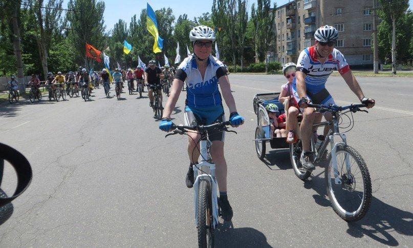 Сотни криворожан приняли участие в Велодне-2015 (ФОТО), фото-36