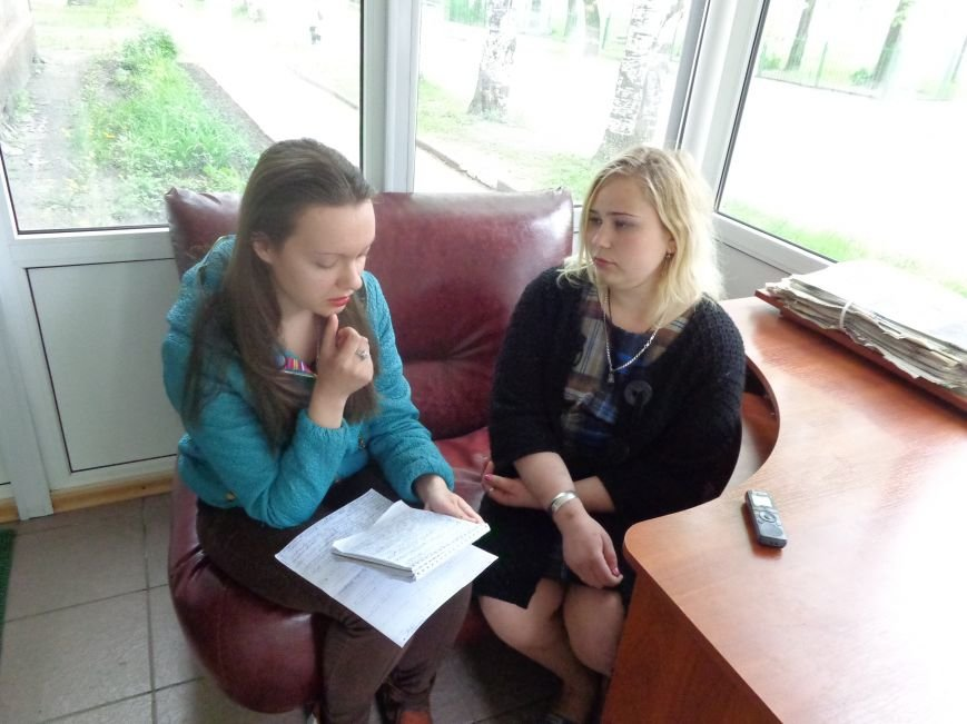 Лилия Папаика: «Мы идем под украинскими флагами» (фото) - фото 1