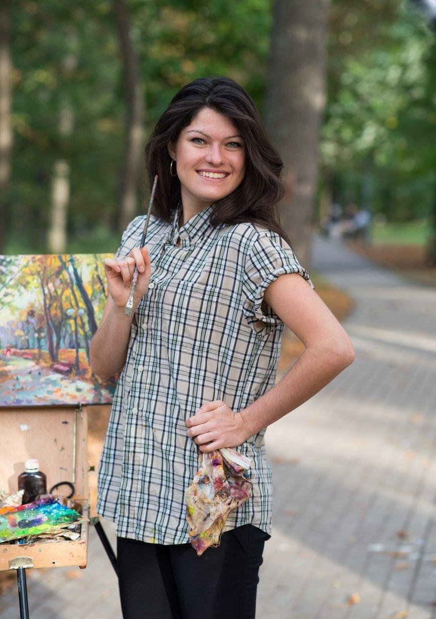 Запорожцам покажут живопись киевской художницы (фото) - фото 1