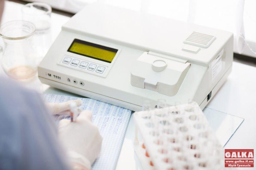 У центральній лікарні Івано-Франківська відкрили нову лабораторію (ФОТО), фото-2