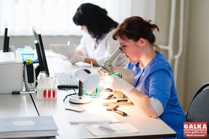 У центральній лікарні Івано-Франківська відкрили нову лабораторію (ФОТО), фото-1