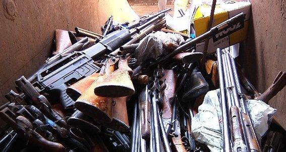 В Днепропетровской области на переплавку отправили 800 килограмм оружия (фото) - фото 1