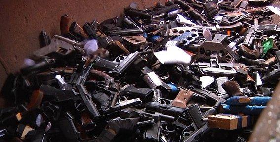 В Днепропетровской области на переплавку отправили 800 килограмм оружия (фото) - фото 3