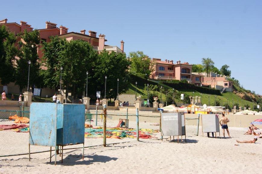 Пляжный контроль в Одессе: 16 ст. Большого Фонтана (фото) - фото 8