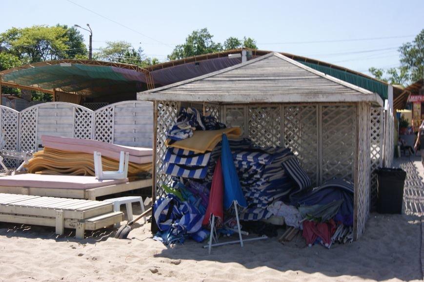 Пляжный контроль в Одессе: 16 ст. Большого Фонтана (фото) - фото 3